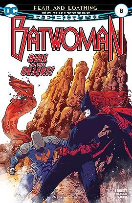 Batwoman (2017-) #8