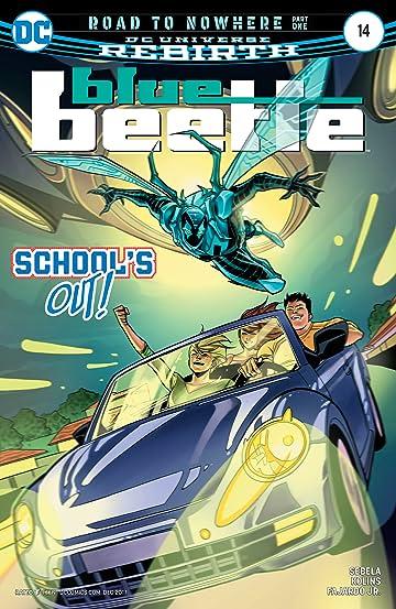 Blue Beetle (2016-) #14