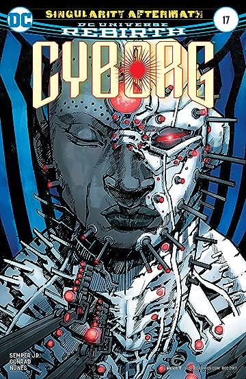 Cyborg (2016-) #17
