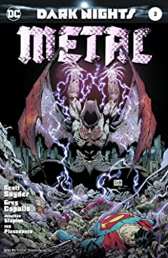 Dark Nights: Metal (2017-) #3
