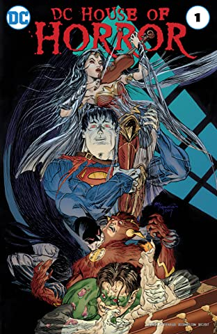 DC House of Horror (2017) #1