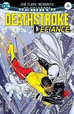 Deathstroke (2016-) #24