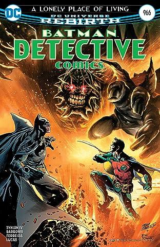 Detective Comics (2016-) #966