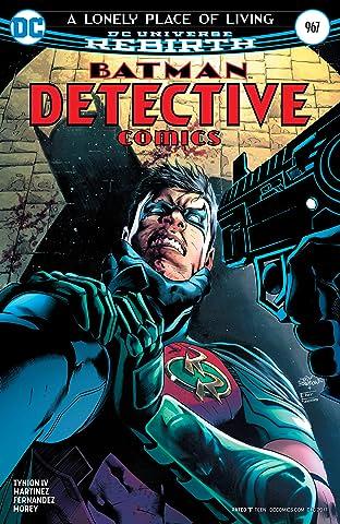 Detective Comics (2016-) #967