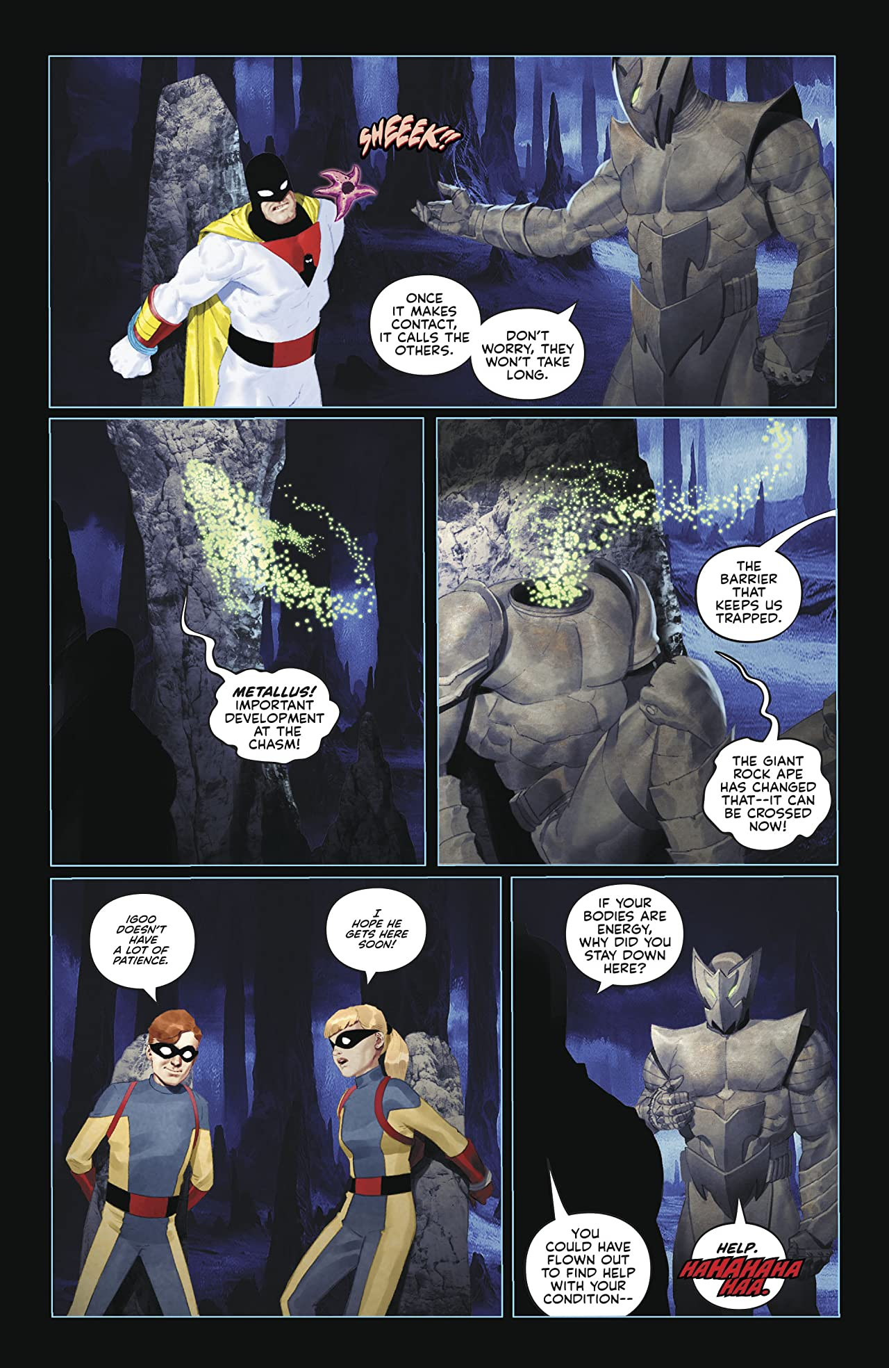 Future Quest Presents (2017-) #3