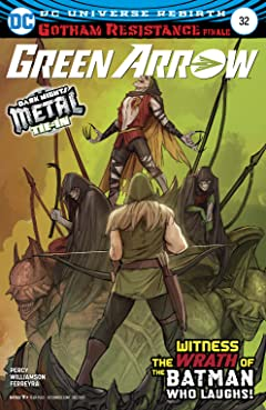 Green Arrow (2016-) #32