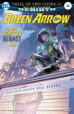Green Arrow (2016-) #33