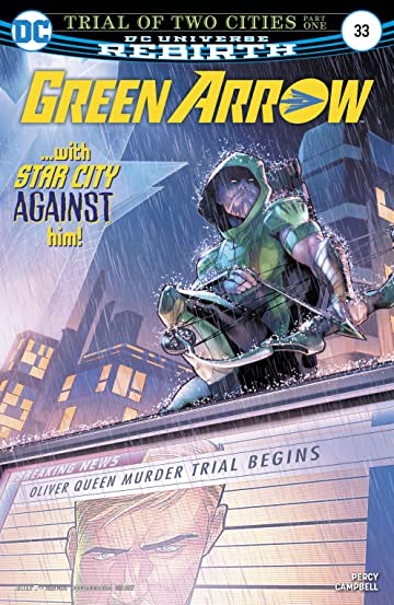 Green Arrow (2016-) No.33