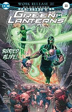 Green Lanterns (2016-) #33