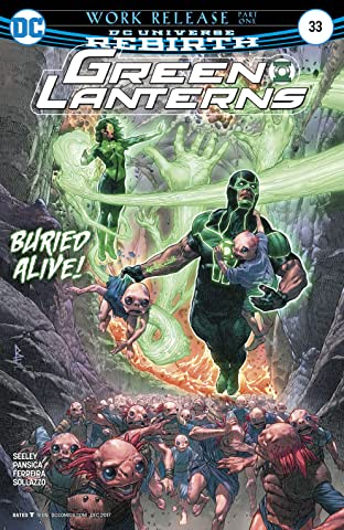 Green Lanterns (2016-) No.33