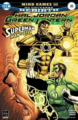 Hal Jordan and the Green Lantern Corps (2016-2018) #30