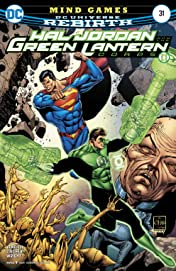 Hal Jordan and The Green Lantern Corps (2016-) #31