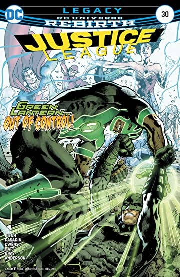 Justice League (2016-) No.30