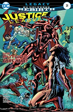 Justice League (2016-) #31