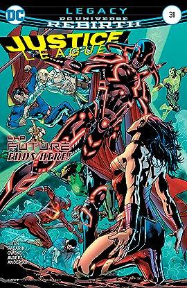 Justice League (2016-2018) #31