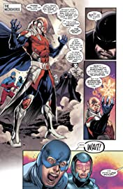Justice League of America (2017-) #17