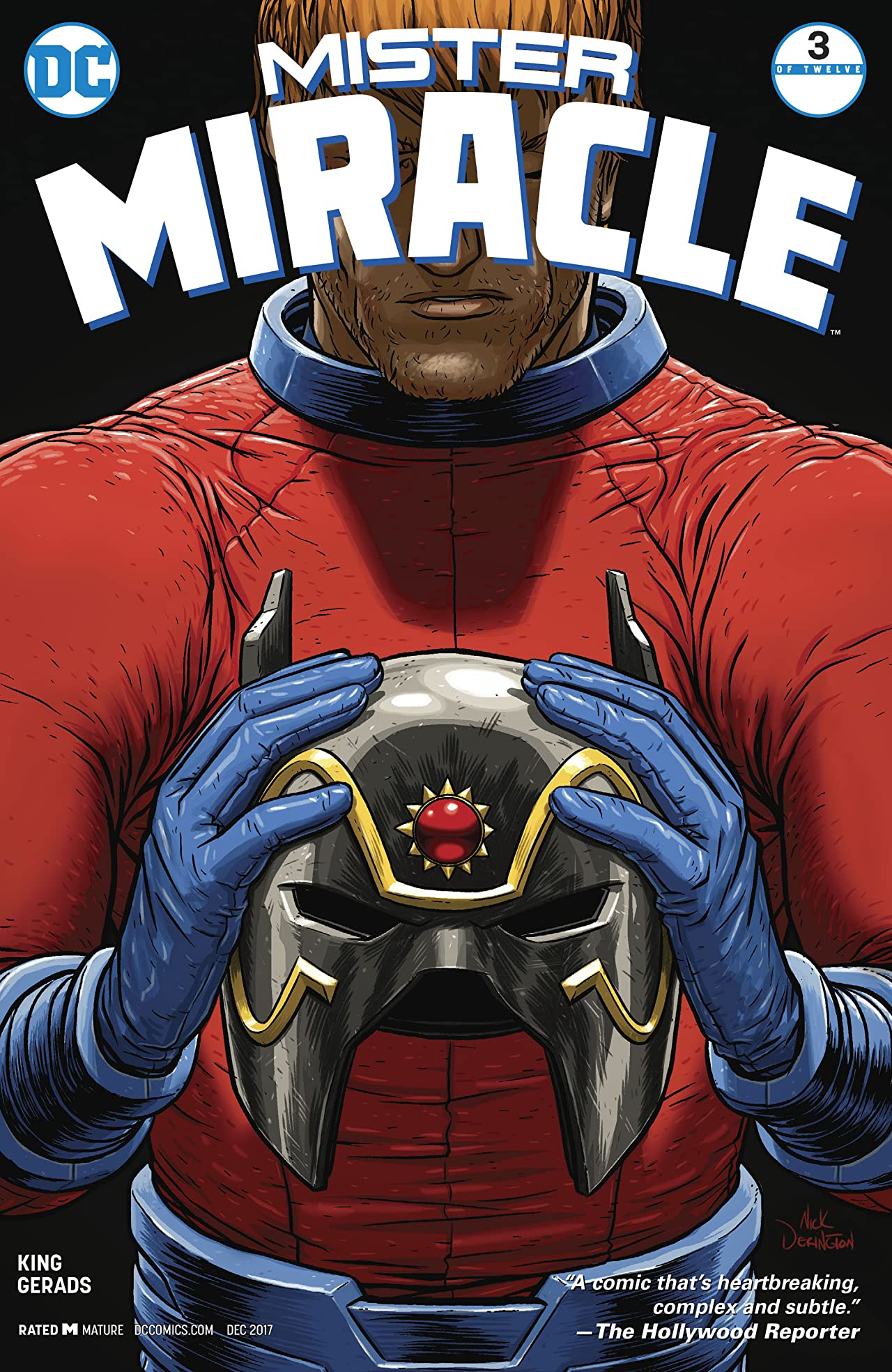 Mister Miracle (2017-) #3