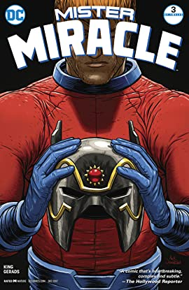 Mister Miracle (2017-2019) #3