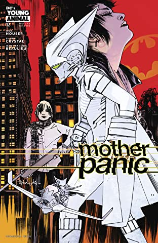 Mother Panic (2016-2017) No.12