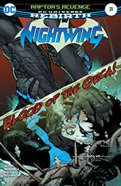 Nightwing (2016-) #31