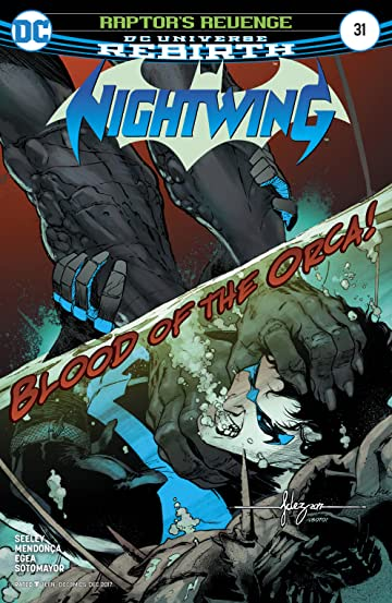 Nightwing (2016-) No.31