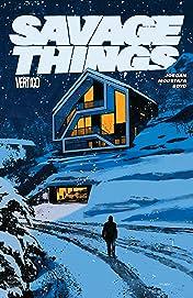 Savage Things (2017-) #8