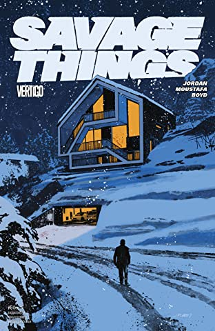 Savage Things (2017) #8
