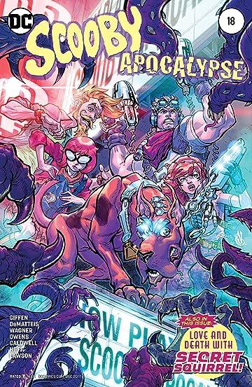 Scooby Apocalypse (2016-) #18