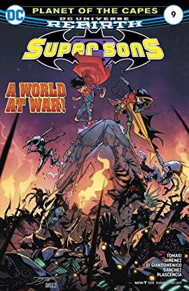 Super Sons (2017-2018) #9