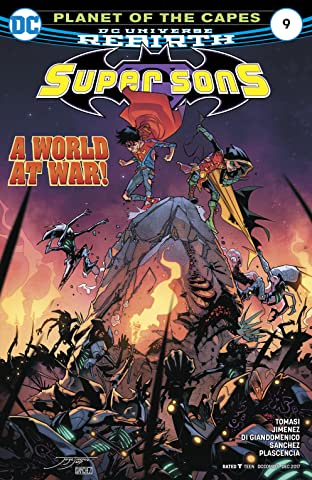 Super Sons (2017-) No.9