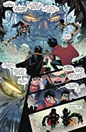 Super Sons (2017-) #9