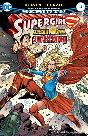 Supergirl (2016-) No.14