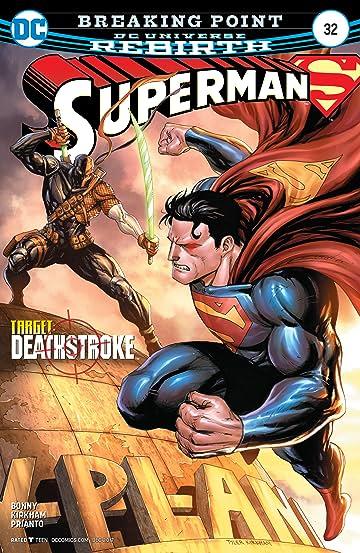 Superman (2016-) #32