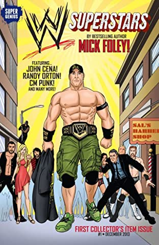 WWE Superstars #1