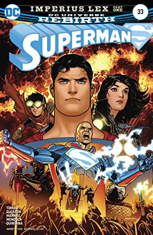Superman (2016-) No.33