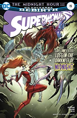 Superwoman (2016-2017) #15