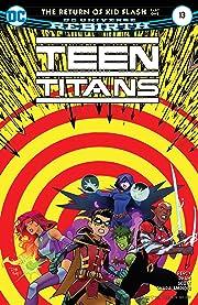 Teen Titans (2016-) #13