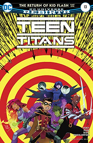 Teen Titans (2016-) No.13