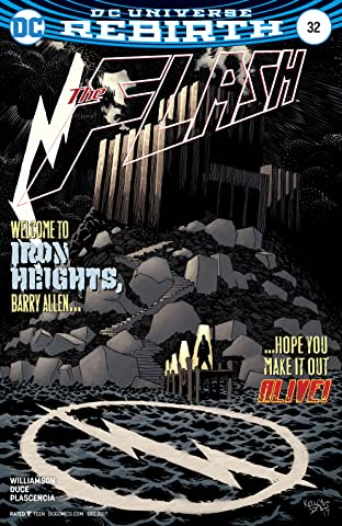 The Flash (2016-) No.32