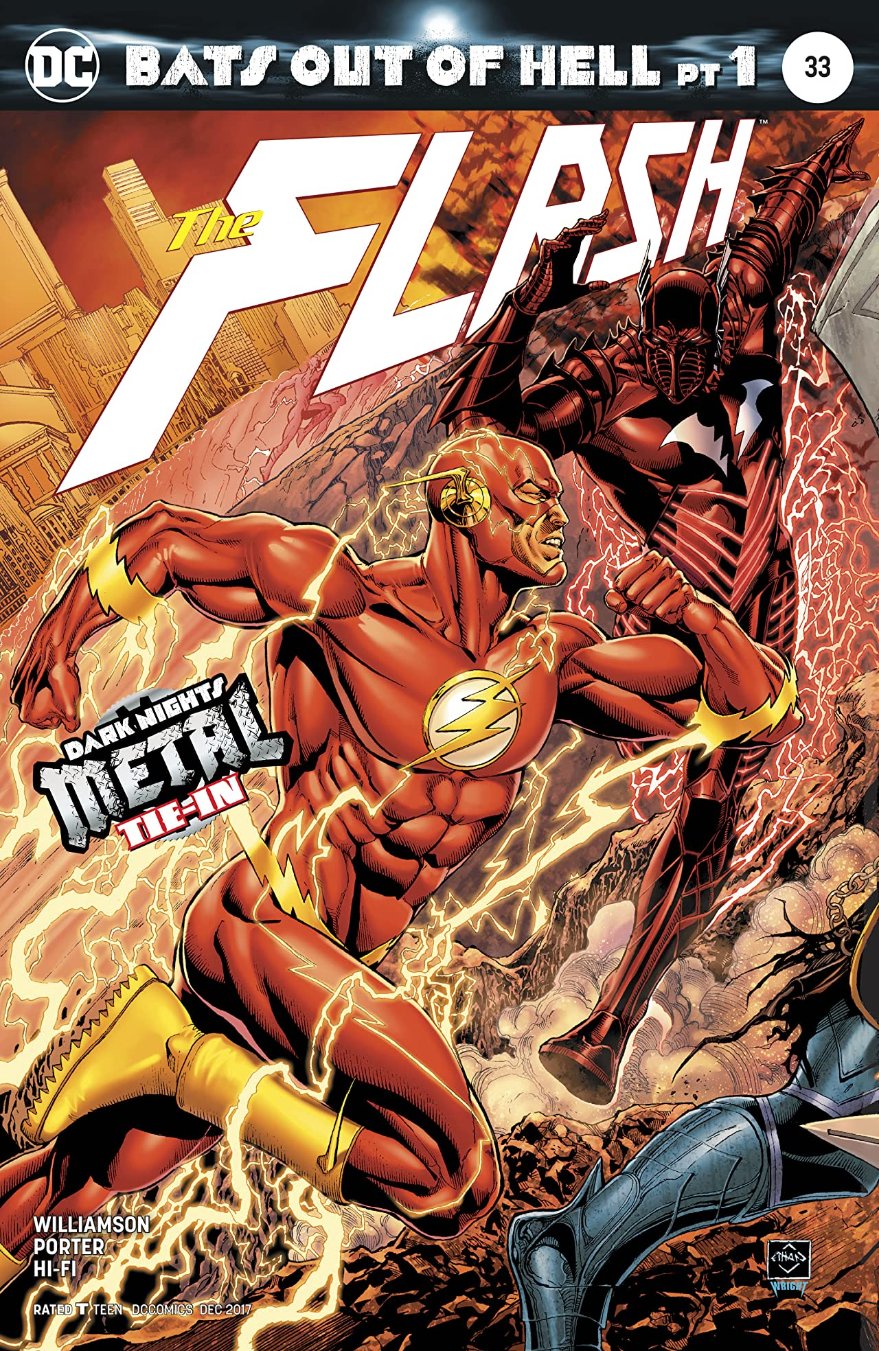 The Flash (2016-) #33