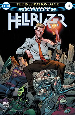 The Hellblazer (2016-2018) #15
