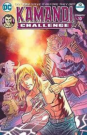 The Kamandi Challenge (2017) #10