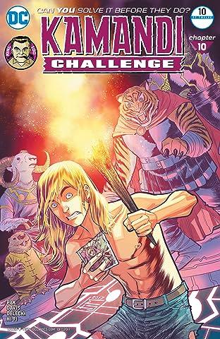 The Kamandi Challenge (2017-) #10