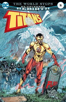 Titans (2016-2019) #16