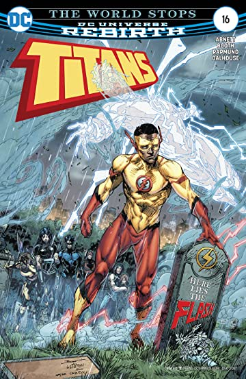 Titans (2016-) #16