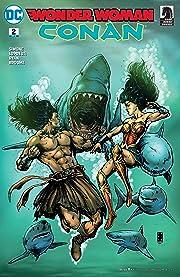 Wonder Woman/Conan (2017-2018) #2