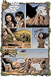 Wonder Woman/Conan (2017-) #2