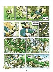 Zblucops Vol. 3: Samouraï et fines herbes