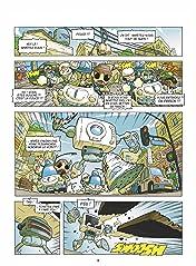 Zblucops Vol. 5: Le pays des courgettes volantes