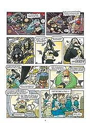Zblucops Vol. 6: Bam !